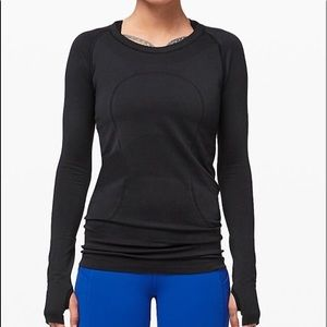 Lululemon Swiflty Tech Long Sleeve